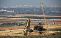Israel unveils plans for 40-mile underground wall around Gaza