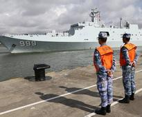 China sends troops to overseas navy base in Djibouti, sparks concerns in India