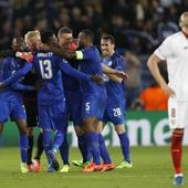 WATCH | Champions League: Revitalised Leicester City stun Sevilla to reach quarter-finals