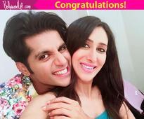 Congratulations! Karanvir Bohra and Teejay Sidhu are expecting their first baby