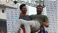Lokmat Media kickstarted Dishoom movie promotion at Zero Mile, Nagpur
