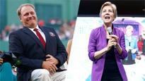 Curt Schilling Claims He Will Slug It Out For Elizabeth Warren's Senate Seat In 2018