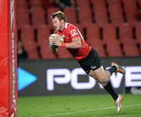 Combrinck stars again in STATS REVIEW