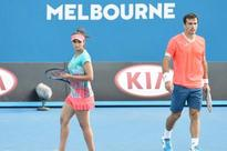 Sania-Dodig lose in mixed doubles semis