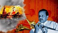 BJP plays its trump card. Mahesh Sharma sounds Ram Mandir war cry in UP