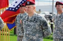 Fort Bragg Special Operations Aviation Command welcomes new leader