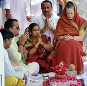 Congress president Sonia Gandhi to visit Varanasi to seek blessings of Lord Shiva