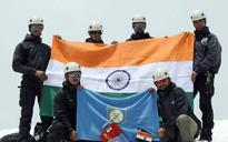 Indian Army's High Altitude Warfare School exhibits its prowess