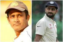 'Kumble's partnership with Kohli will serve India well'