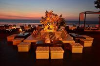 This new Juhu seaside lounge is perfect for enjoying the sunset & romantic date nights
