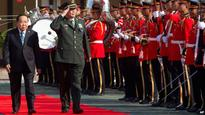 Thailand, China Step Up Military Cooperation