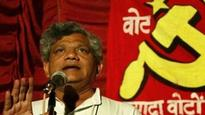 Yechury hails pol churning