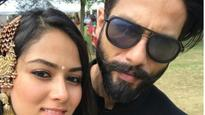 Awesome Twosome: Shahid Kapoor and Mira Rajput's royal look for a London wedding