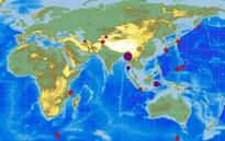 Myanmar earthquake: Magnitude 7.0 tremor hits Asian nation with impact felt in northern India