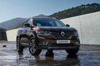 Dongfeng Renault launches new compact SUV Koleos