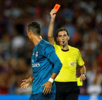PHOTOS: Ronaldo hogs headlines as Real thrash Barcelona