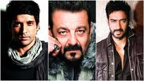 Farhan Akhtar and Sanjay Dutt to act in film produced by Ajay Devgn