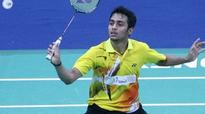 Sourabh Varma wins men's singles title at Chinese Taipei Open