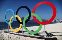 'The sand is off limits!' Aussie Olympians banned from Rio's beaches after Ryan Lochte robbery