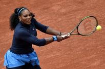 Serena Williams routs Rybarikova in French Open opener