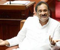 BJP demands President rule in Karnataka