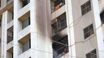 Sachin Tendulkar's Mount Mary duplex catches fire