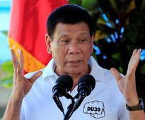 Philippines' Duterte gets Trump invite during 'animated' call: aide