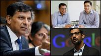 Raghuram Rajan, Sachin & Binny Bansal, Sundar Pichai beat PM Modi to make it to Time's '100 most influential people' list