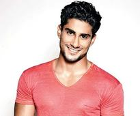 Prateik Babbar is back and how!