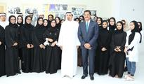 Ajman: Ruler inaugurates Innovation and Research Center, TIPM&TR at GMU