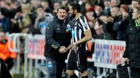 Deciding to let Jonas Gutierrez go 'tugged on heartstrings', says ex-Newcastle boss