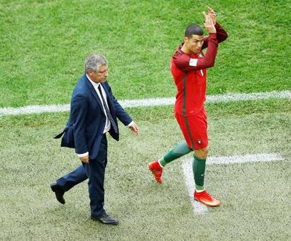 Confed Cup semis: Ronaldo's Portugal could be too hot to handle for Chile