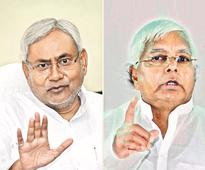 'Nitish's job to check crime': RJD, JD(U) bicker over law and order