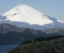You can now get married on Mount Fuji