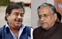 Sushil Modi responds to Shatrughan's audacity and the cheek remark, says chor ki daadi mein tinka