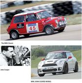 Modern incarnation of Mini's sporting heritage