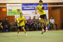Army shuttlers cruise to finals
