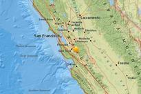 3.2-magnitude quake strikes east of San Jose
