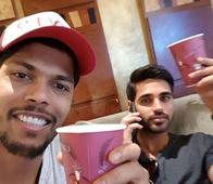 Team India Celebrated Win Over New Zealand In Style; Players Share Pictures Of Dining Together After A 'Good Day At Work'