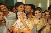 Airlift stole the show in January