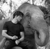 Vidyut Jammwal becomes an Elephant Whisperer for Junglee