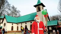 X'mas bells in Valley church after 50 yrs