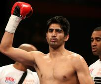 Feeling stronger with every fight, must carry momentum into the fight in India: Vijender Singh