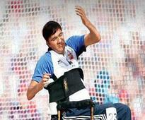 Amit Kumar wins silver in World Para Athletics Championships