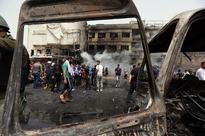 Car bomb attack on Jordan border troops kills 6, wounds 14