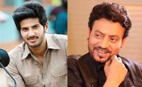 Dulquer to make Bollywood debut with Irrfan Khan!