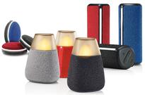 LG unveils range of Bluetooth speakers with 360 degrees of sound