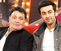 Rishi -Neetus role with Ranbir to be increased in Besharam
