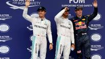 Start will be key, says upbeat Rosberg
