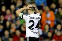 Cheryshev Leaves Valencia Training Due to Physical Problems